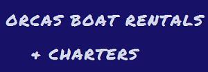 orcas boat rentals